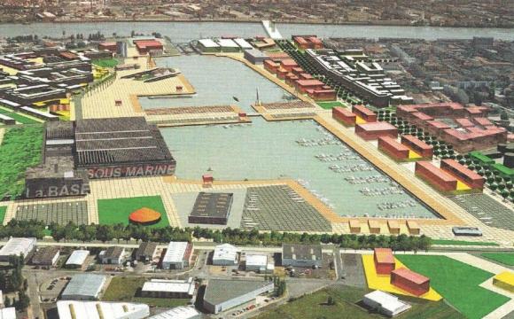 Les bassins flots futur port de plaisance bordavenir - Maison bassin a flot bordeaux perpignan ...