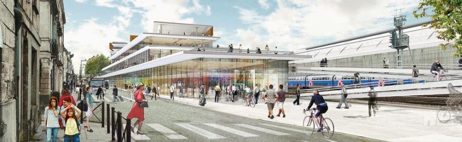 Gare Belcier 1