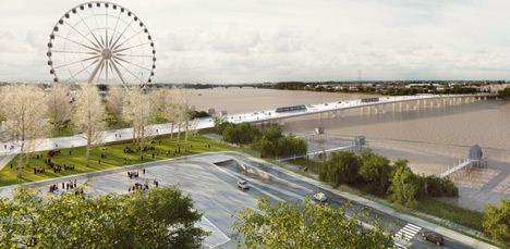 dezeen_OMA-bridge-with-pedestrian-boulevard-in-final-round-of-Bordeaux-competition_3