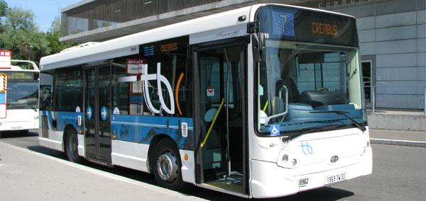 Bus bdx