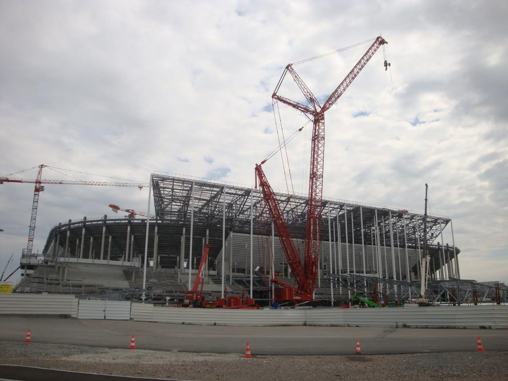 Visite chantier du stade de Bordeaux Lac 28 mars 2014 010