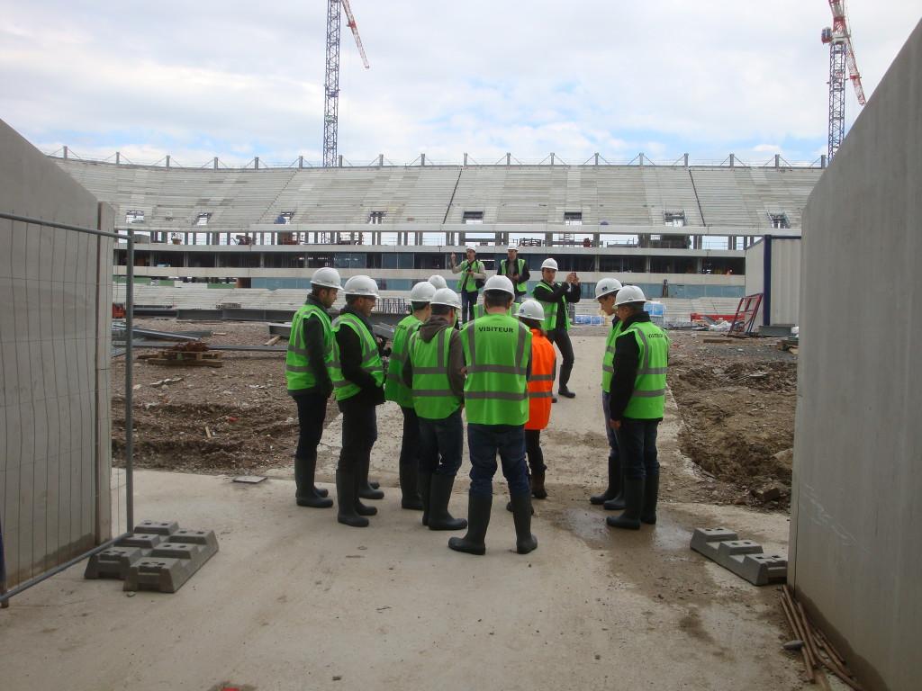 Visite chantier du stade de Bordeaux Lac 28 mars 2014 080