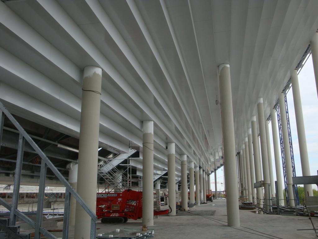 Visite chantier du stade de Bordeaux Lac 28 mars 2014 124
