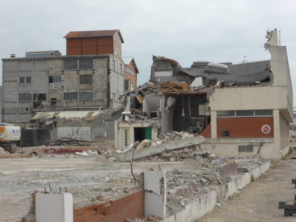 démolition lesieur 21 mai